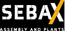 Sebax | azienda settore montaggio e manutenzione strutture Logo